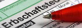 Für Betriebsvermögen gibt es bei der Erbschaftssteuer zahlreiche Ausnahmen.