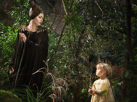 Das einzige Kind, das sich nicht vor ihr gegruselt hat, war ihre eigeneTochter Vivienne.