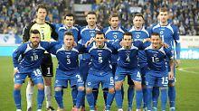 """""""Haben nicht viel zu verlieren"""": Bosnien ist heiß auf WM-Premiere"""