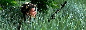 Kiews Fundraising-Armee: Bedingt abwehrbereit