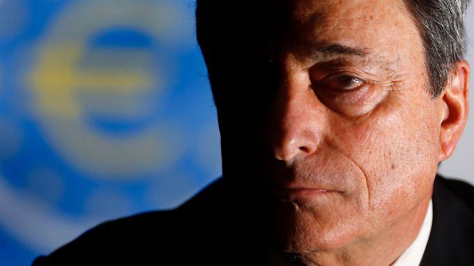 EZB-Präsident Mario Draghi: Seinen Worten werden die Marktteilnehmer ganz genau lauschen.