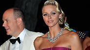 Monaco fällt ein Stein vom Herzen: Charlène und Albert bekommen ein Baby