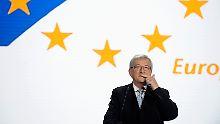 Merkel soll Cameron Paroli bieten: SPD treibt Merkel zu Festlegung auf Juncker