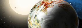 """Ganz neuer Planetentyp: Forscher finden """"Mega-Erde"""""""