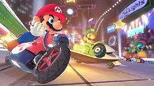 Wii U gibt endlich Gas: Mario Kart 8 macht einen Mordsspaß