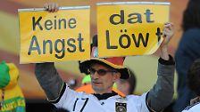 ... kaum Einfluss: Die Deutschen sind entspannt wie seit vielen Jahren nicht mehr.