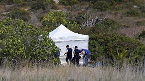 Großes Areal abgesperrt: Ermittler graben in Portugal nach Spuren von Maddie