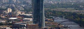 EZB bekommt immer neue Gründe: Euro-Inflationsrate fällt weiter zurück