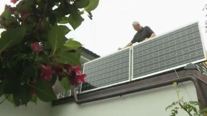 rendite mit sonnenenergie rechnet sich die solaranlage n. Black Bedroom Furniture Sets. Home Design Ideas