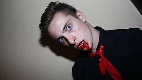 Vampire reagieren ausgesprochen allergisch auf Knoblauch.