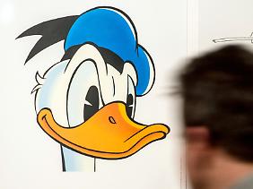 Ein klassischer Donald aus der Feder von Carl Barks.