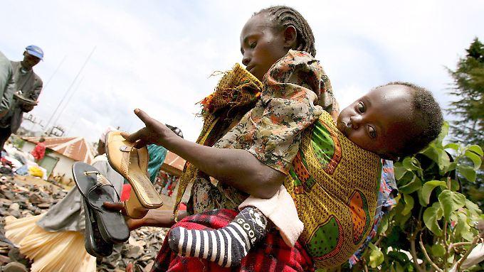Eine aktuelle Studie von US-Wissenschaftlern zeigt die Langzeitfolgen von Unterernährung auf.