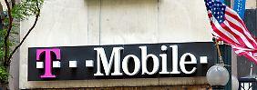 Milliarden-Verkauf: Der japanische Konzern Sprint lässt sich die US-Tochter der Telekom ordentlich was kosten.