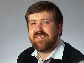 Alexej Paschitnow erfand den Spielehit - und ging fast leer aus.