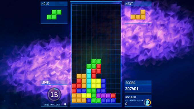 """Trotz der Konkurrenz ausgeklügelter Smartphone-Games von heute, hält sich """"Tetris"""" seit 30 Jahren noch gut im Geschäft."""