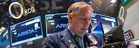 Ein Allzeithoch nach dem anderen: An der New York Stock Exchange bleibt kaum Zeit zum atmen.
