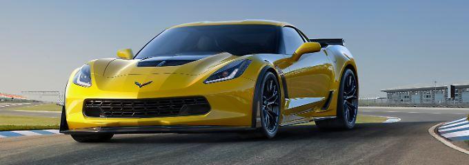 Die neue Corvette könnte eingefleischte Sportwagenfans auch in Europa zum Umdenken zwingen.
