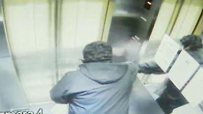 Horrortrip im Eisenkasten: Fahrstuhl schießt mit 80 km/h Richtung Dach