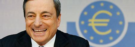 Person der Woche: Mario Draghi: Der weiße Revolutionär