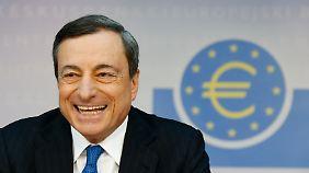 Mario Draghi bewegt den Kontinent stärker, als es viele linke Gruppen je geschafft hätten.