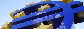 """""""Nicht mehr im Notfallmodus"""": EZB sieht beim Zins noch Luft nach unten"""