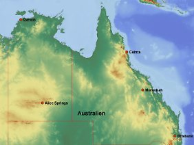 Zwischen Queenslands Hauptstadt Brisbane und dem Tropenort Cairns gelegen ist Moranbah weit von Einnahmequellen wie Tourismus oder Industrie entfernt.