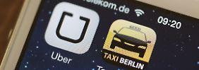 """""""1 Mio Dollar für Spezialisten"""": Uber-Manager droht Journalistin"""