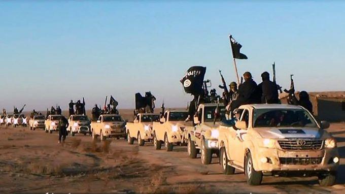 Die sichergestellten Daten zeugen von der professionellen Führung von Isis.