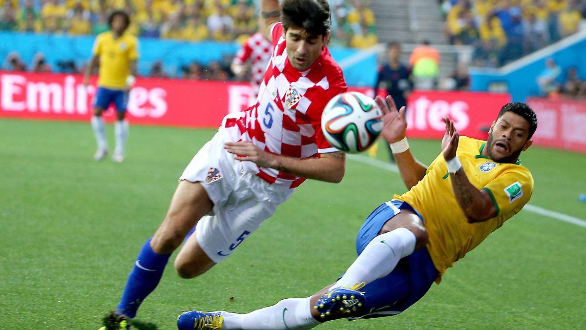 Kroatien Brasilien