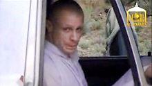 Als Gefangener der Taliban: Bergdahl wurde offenbar misshandelt