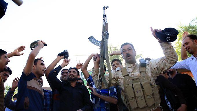 Sunniten und Schiiten sollen gemeinsam die Isis bekämpfen.
