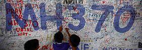 Spurensuche und Verschwörungen: MH370 wird seit 100 Tagen vermisst