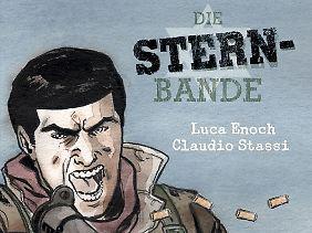 """""""Die Stern-Bande"""", Panini, 124 Seiten im Hardcover, 19,99 Euro."""