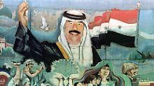 Rachefeldzug der alten Kader: Der Geist von Saddam Hussein