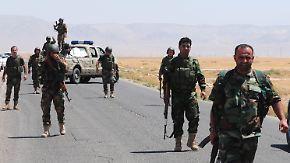 Vormarsch Richtung Bagdad: Isis greift Iraks größte Ölraffinerie an
