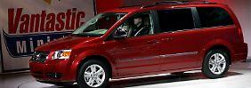 Wieder das Zündschloss: Behörden nehmen Fiat Chrysler ins Visier