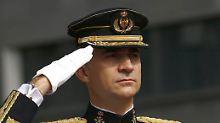 Bourbonen sind auf Bewährung: König Felipe der Letzte?