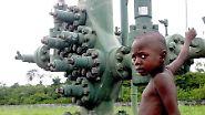 Nicht nur Rohstoffe: China auf dem Schwarzen Kontinent