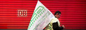 Ende des Burgfriedens: Bahn droht Machtkampf der Gewerkschaften