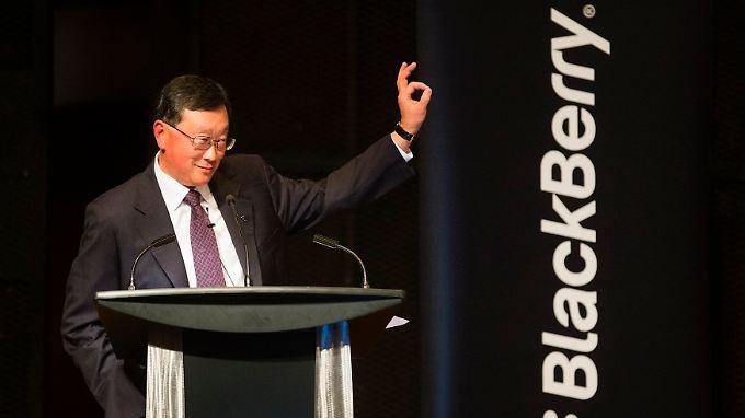 Unerwartet gute Zahlen: Blackberry meldet sich mit Überraschung zurück