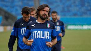 K.o.-Gipfel der Weltmeister: Italien und Uruguay vor entscheidendem Duell