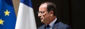 Francois Hollande wird die konjunkturellen Probleme nicht los.