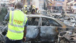 Mindestens 21 Tote: Anschlag auf Einkaufszentrum erschüttert Nigerias Hauptstadt