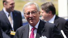 Diese Wahl verändert die EU: Zum Glück ist es Juncker