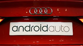 "Android erobert Armaturenbrett: Google will das Auto ""smart"" machen"