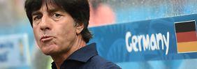 Hurra, hurra, die Mannschaft brennt: Löw hört gegen Algerien auf seinen Bauch