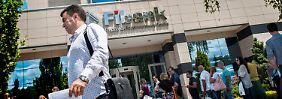 Zweite Panikwelle in einer Woche: Bulgaren stürmen Banken