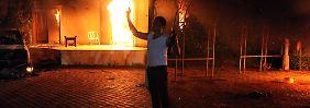 Bei dem Anschlag auf das US-Konsulat in Bengasi im September 2012 kam der US-Botschafter und drei weitere Männer ums Leben.