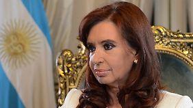 Cristina Kirchner hat ihren Anteil am Niedergang des Landes.