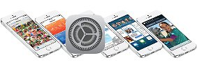 Update für iPhones, iPads und Macs: Apple dichtet iOS 7 ab